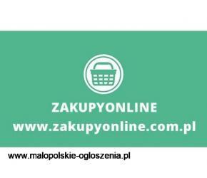 Supermarket internetowy Nowy Sącz, Tarnów - kupuj produkty spożywcze przez internet!