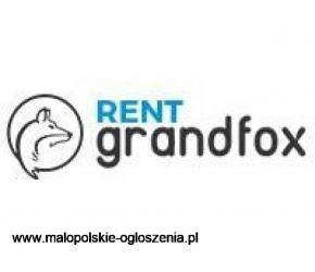 RentGrandfox.pl   Wypożyczalnia Sprzętu Filmowego z Krakowa