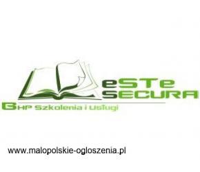 Szkolenia i Kursy BHP - Kraków   eSTe-secura.pl