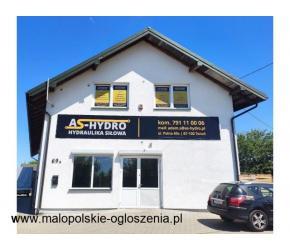 AS-HYDRO hydraulika siłowa Toruń Adam Sajek