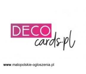 Decocards.pl - zaproszenia i kartki świąteczne