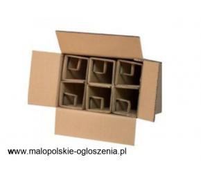 Kartony wysyłkowe zbiorcze