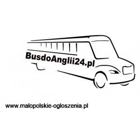 Busy z Polski do Anglii Przewozy osób