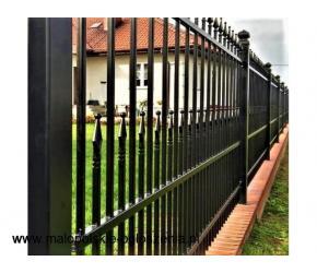 Panele ogrodzeniowe montaż