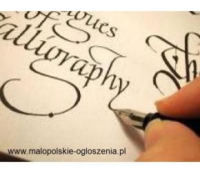 Grafolog Agnieszka Kazimierska - Pomoc 24H - Cały kraj - 696 620 462