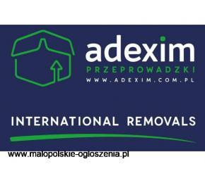 Przeprowadzki Adexim Kraków
