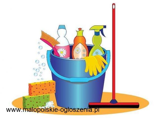 Sprzątanie mieszkań oraz domów