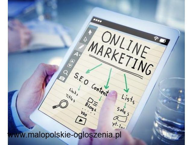 Strony WWW, strategie i marketing internetowy, teksty i optymalizacje SEO