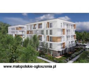 Nowe mieszkanie w WieliczkaPark blisko parku - BRAK PCC!
