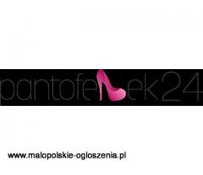 Trwałe buty skórzane damskie Pantofelek24