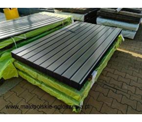 Blacha panelowa trapezowa T-7 grafit
