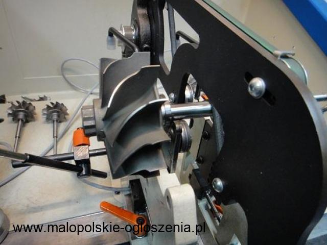 Regeneracja turbosprężarek Tarnów - Mielec