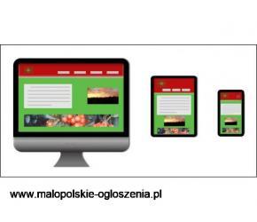 strony internetowe, również w abonamencie
