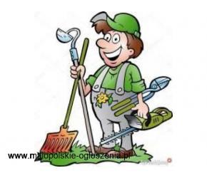 Usługi ogrodniczo porzadkowe