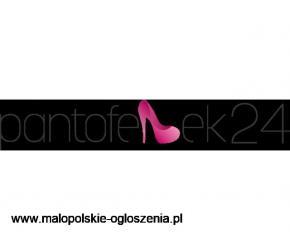 Baleriny dziewczęce wysokiej jakości ze sklepu Pantofelek24