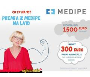 Dołącz do MEDIPE - Pracuj przy Opiece osób starszych w Niemczech