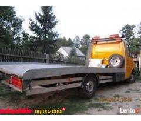 Auti-laweta Krzeszowice transport samochodów 24 h
