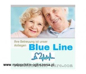 Opiekunka ze słabszym j.niemieckim-1300 euro netto-wyjazd od zaraz na 6 tygodni