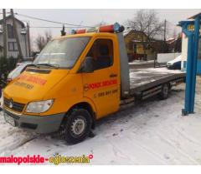 Pomoc drogowa Chrzanów , Lbibiąż 24 h laweta