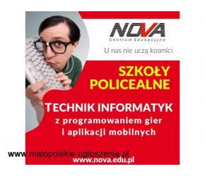 NOVA CE Technik informatyk