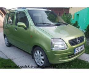 Opel Agila 1.2