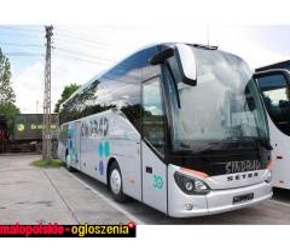 Najtańsze bilety autobusowe kupisz tylko u nas- GEOTOUR