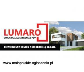 Okna z małopolski - PVC i aluminium