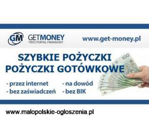 Kredyt: rolnik, przemysl, nieruchomosci od 50000 do 700 000 000 PLN / €