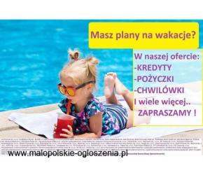 Kredyty bankowe Pożyczki pozabankowe!