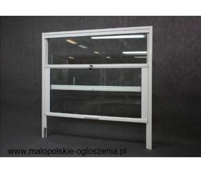 Okno podawcze podnoszone do góry, okienko podawcze