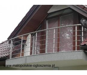 Balustrady, balustrada, barierki, barierka, poręcze