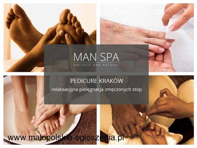 Manicure i pedicure dla mężczyzn – Męskie SPA