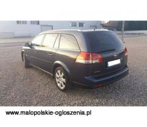 Opel Vectra C Kombi CDTI 150KM
