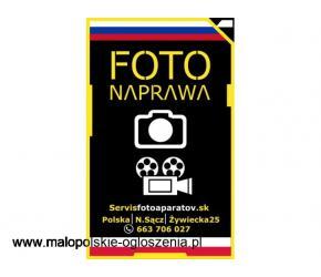 FOTO NAPRAVA  |||@*|N.Sacz, Zywiecka 25