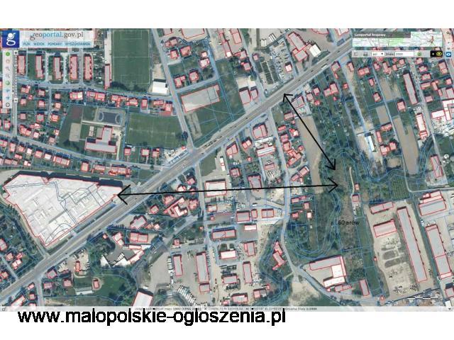 Działka Inwestycyjna w Tarnowie
