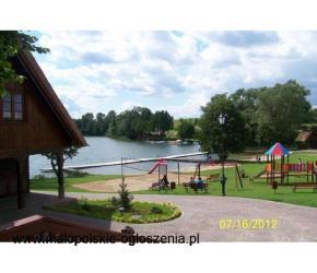 Domki i pokoje studio nad jeziorem w Borach Tucholskich-Cekcyn