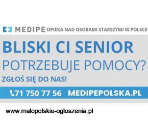 Opieka nad osobami starszymi w Polsce
