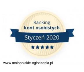 Ranking KONT BANKOWYCH dla dzieci i młodzieży od 2020 roku