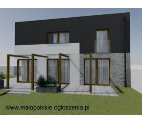 Dom w Tarnowie, w stanie surowym.