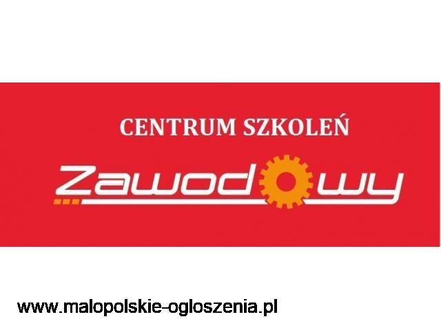 Kurs na wózki widłowe Tarnów - tylko 399 zł