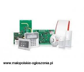 Alarmy Kamery Monitoring Domofony