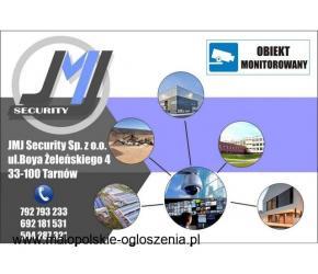 24h Monitoring - skuteczna ochrona obiektów, zdalny nadzór wizyjny